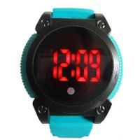 China Os esportes refrigeram o relógio impermeável conduzido do alarme da vibração do relógio da tela de toque on sale