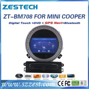 China ZESTECH car TV for BMW mini cooper car TV with audio dvd car mp3 player remote control on sale