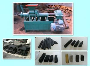 China Charcoal powder Briquetting Machine on sale