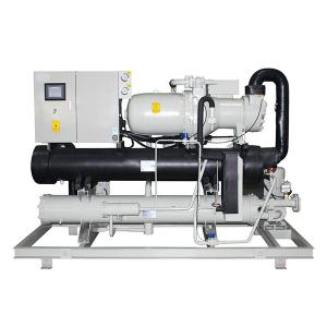 China Min 7KW Max 2500KW Water Cooled Water Chiller on sale