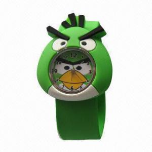 China Animal-shaped Slap Watch for Kids, Various Animal Model Set on sale