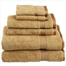 China Extra-Absorbent Egyptian Cotton Towel Set on sale