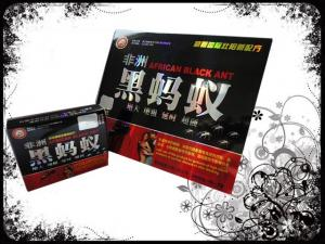 China Top Sales Long Lasting Effect African Black Ant Herbal Sex Pills / Top Natural Male Enhancement on sale