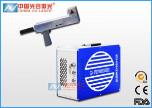 China Chemical industry Laser Mould Cleaning Machine For Mold Surface Cleaning on sale