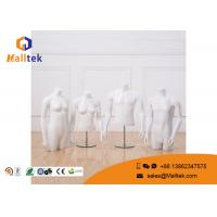 China Half Body Shop Display Fittings Upper Body Male Female Torso Mannequin on sale