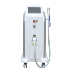 China Professional painfree diode laser system 755nm 808nm 1064nm laser hair removal machine on sale