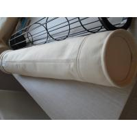 China PPS Teflon coating filter bags/ PTFE membrance of PPS filter bag on sale