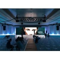 P4 Slim Stage LED Screen / Indoor SMD LED Display With Die Cast Aluminum , 128*128 Dots