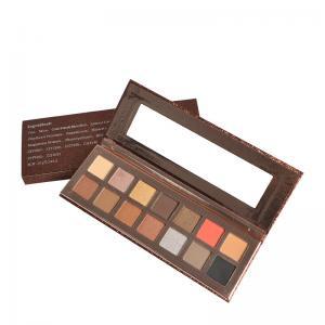 China Humilous Eye Makeup Eyeshadow Waterproof 14 Colors Longlasting MSDS Approval on sale