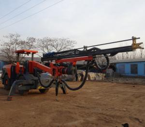 China 17500kg Drilling Rig Machine 3900mm For Mining Low Energy Consumption on sale