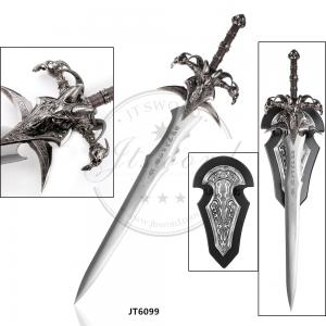 China 46 Video Game World of Warcraft Lich King Arthas Frostmourne Sword on sale