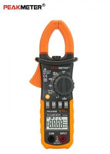 China Digital Clamp Meters With Auto And Manual Range , Continuity And Diode Testing on sale