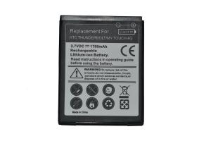 China HTC Thunderbolt 1700mAh,3.7Voltage for My touch 4G manufacturer products on sale