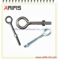 China Stainless Steel Eye Bolt Nut on sale