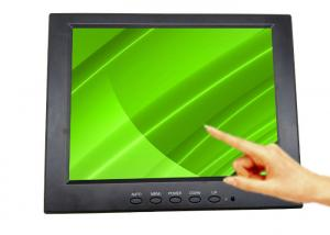 China DVI HDMI High Brightness LCD Monitor 10.4 Inch 1000 Nits With Light Plastic Housing on sale