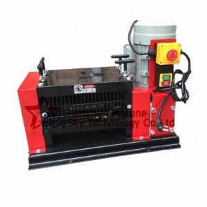 China K308 Scrap Copper Recycling Wire Stripping Machine Desktop Scrap Metal Recycling Equipment Output 100-300KG/Day on sale