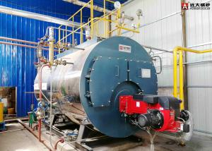 China Low Pressure Steam Boiler 2000Kg With Automatic Control System 2000kg Capacity on sale