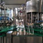 18000BPH Aerated Soda Water Bottle Filling Machine soda water filling machine