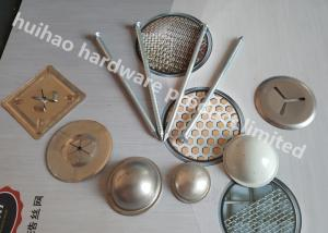 China Zinc Coat Steel Stud Welding Pins With Powerbase For Capacitor Discharge Welder on sale