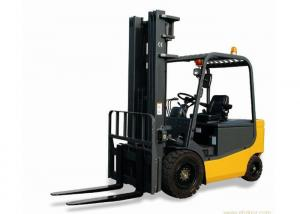 China Chinese Industrial Forklift Truck CPD35 / Four Wheel electric fork trucks on sale