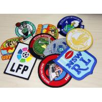 China Custom Embroidery Patches, Personalized Embroidered Patch, Clothing Badges on sale