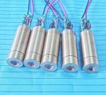 Модуль лазерного диода зеленой линии ранга 532нм высокой стабилизации промышленный для электрических инструментов и аппаратур выравнивать