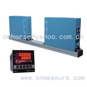 China Model LDM-150 Non contact Laser outer diameter measurement tools on sale