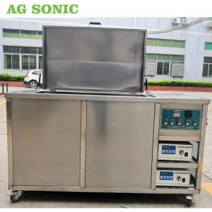 China Multi Frequency Uautomotive Parts Cleaning Equipment 40Khz / 80Khz / 120Khz on sale