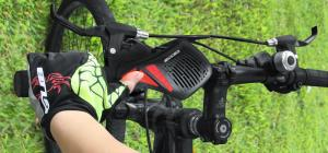China New bicycle bell bluetooth speaker,speaker with APP to talk with friends,waterproof and dust resistant speaker on sale