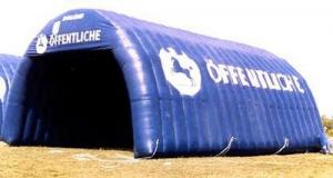 China 2014 New Design Giant Inflatable Tunnel Tent  on sale