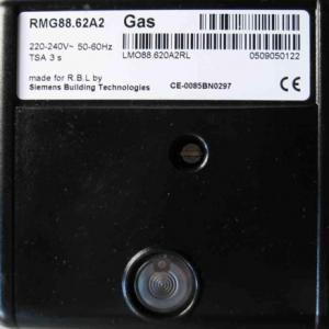China RIELLO RMG88.62A2 Riello Burner Control Box , Boiler Control Box 220-240V 50-60hz on sale