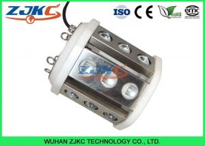 China Green White Aquarium LED Fishing Lights , Underwater LED Boat Lights Night Fishing on sale