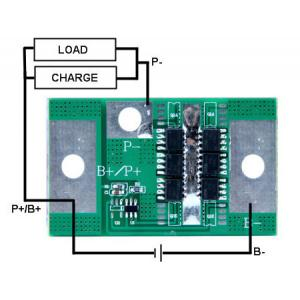 China Battery Protection Circuit Module (PCM) for1S/3.2V/20A LiFePO4 Battery Packs on sale