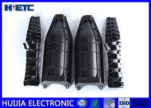 China BTS installation Fiber Optic Accessories , 1/2 Jumper Cable Inlet Optical Fiber Closure on sale