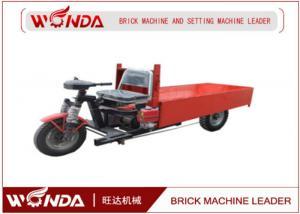 China ZY150 Mini Hydraulic Truck Three Wheel Cargo Motorcycle1KW Motor 1-10t Load Capacity on sale