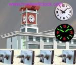 experienced tower clock OEM service supplier,one 1 face two 2 faces three 3 face outdoor clocks, -(Yantai)Trust-Well Co