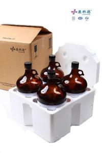 China 4L HPLC Acetic acid glacial High purity solvent supplier