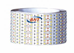 China Multi Color Indoor Outdoor Led Flexible Lighting Strip DC 24V Adhesive Backing on sale