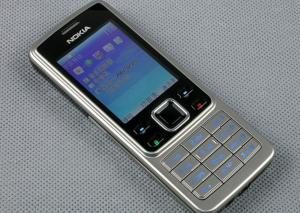 China Classic Nokia Mobile Phone 6300 on sale