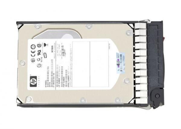 "New HP ProLiant ML350 G5 1 YR Warranty ML350 G6 146GB 10K SAS 2.5/"" Hard Drive"