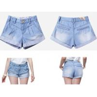 China women's pants, short jeans, women's hot pants, new fashion with factory price on sale