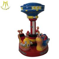 Hansel amusement ride China carousel horses sale merry go round