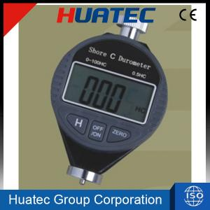 China Pocket Size Portable 0-100HC Digital Shore Durometer/Hardness Tester HT-6600C on sale