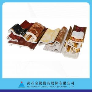 China PVC plastic profiles foam decoration line extrusion mould/Dies/tooling on sale
