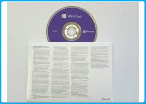 Quality Professional 64 Bit DVD Microsoft Windows Software with Product OEM Key , New for sale