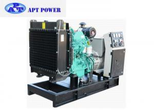 China Open Frame 25kVA / 20kW cummins power generator with Smarthen Digital Control Panel System on sale