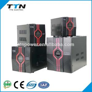 China PC-TAR TTN ac automatic voltage stabilizer voltage regulator relay control China supply on sale