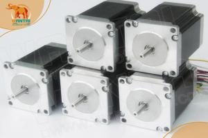 Quality Wantai 5PCS Nema 23 Stepper Motor 57BYGH420 178oz-in 56mm 2A for sale