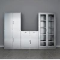 China Office Fireproof Document Storage Cabinets Freely Assemble 0.5-1.0mm Thickness on sale
