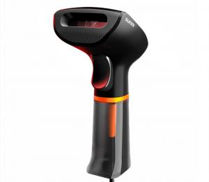 China Flexible USB Barcode Scanner Usb Pos Scanner Fast And Accurate Scanning on sale